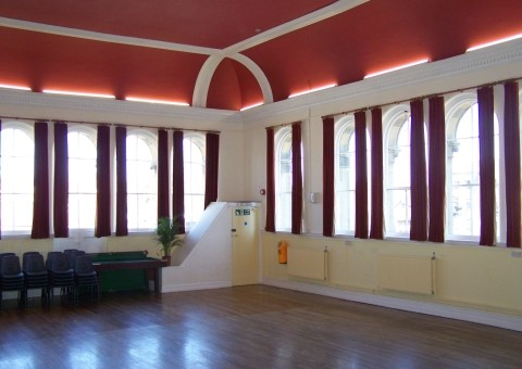 The Assembly Room, Midsomer Norton Town Hall