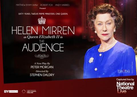 NT Live - The Audience Encores - Landscape listings image
