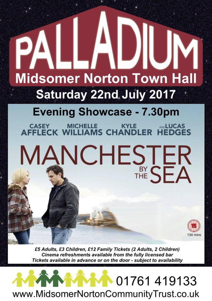 Cinema: Manchester By The Sea @ Midsomer Norton Town Hall | Midsomer Norton | United Kingdom