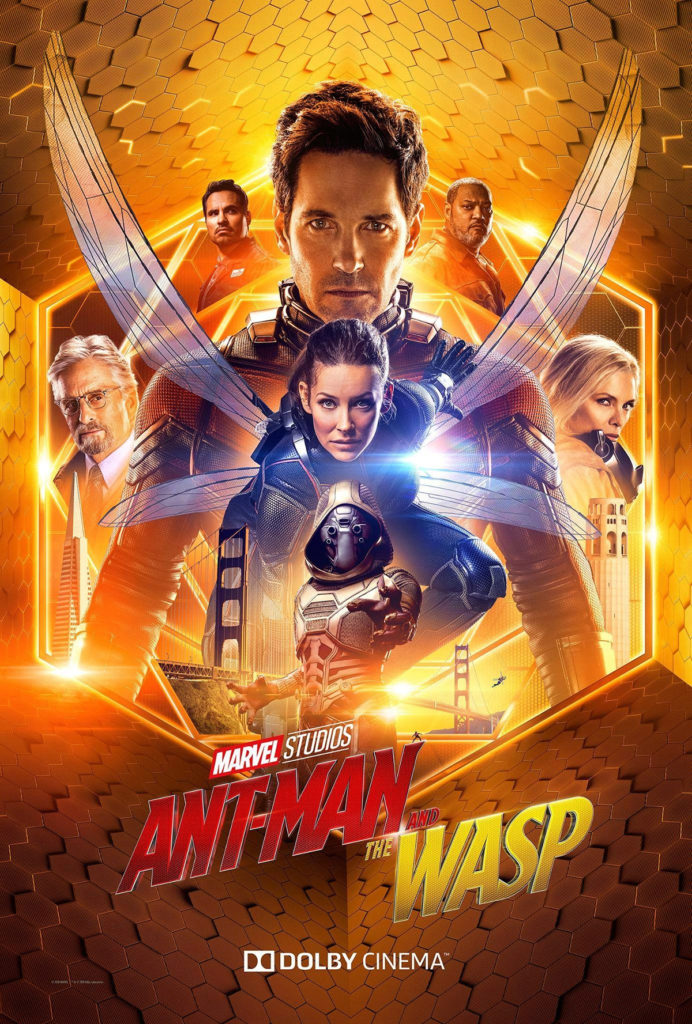 Cinema: Ant Man & The Wasp @ Midsomer Norton Town Hall | Midsomer Norton | United Kingdom