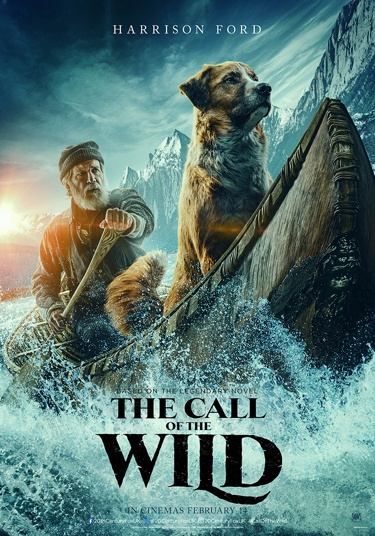 Cinema: The Call of the Wild - Postponed @ Midsomer Norton Town Hall | Midsomer Norton | United Kingdom