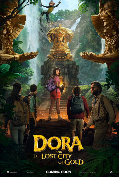 Cinema: Dora and the Lost City of Gold @ Midsomer Norton Town Hall | Midsomer Norton | United Kingdom