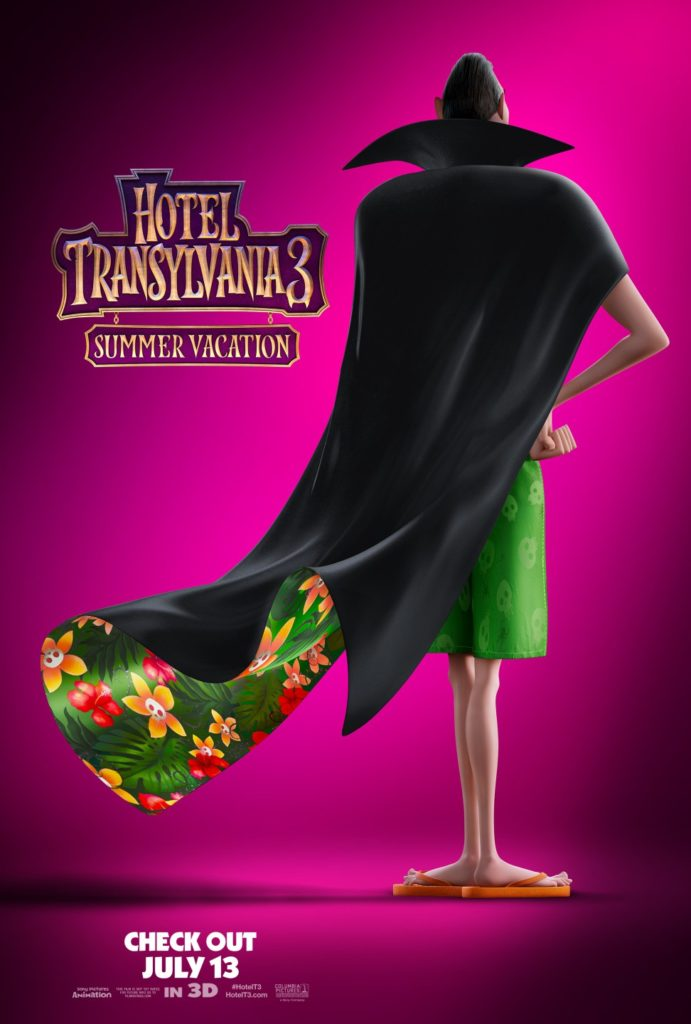 Cinema: Hotel Transylvania 3 - Summer Vacation @ Midsomer Norton Town Hall | Midsomer Norton | United Kingdom