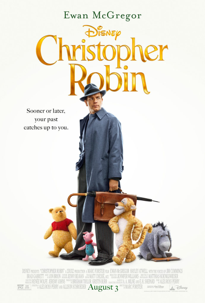 Cinema: Christopher Robin @ Midsomer Norton Town Hall | Midsomer Norton | United Kingdom