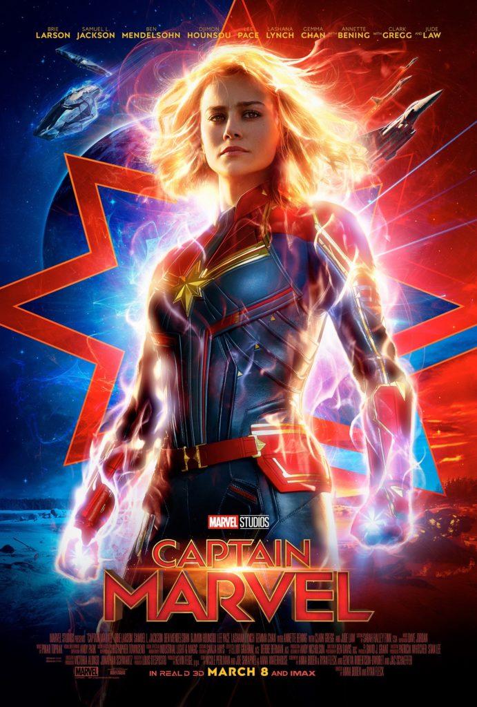 Cinema: Captain Marvel @ Midsomer Norton Town Hall | Midsomer Norton | United Kingdom