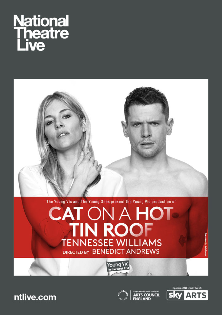 NT Live: Cat On A Hot Tin Roof @ Midsomer Norton Town Hall | Midsomer Norton | United Kingdom