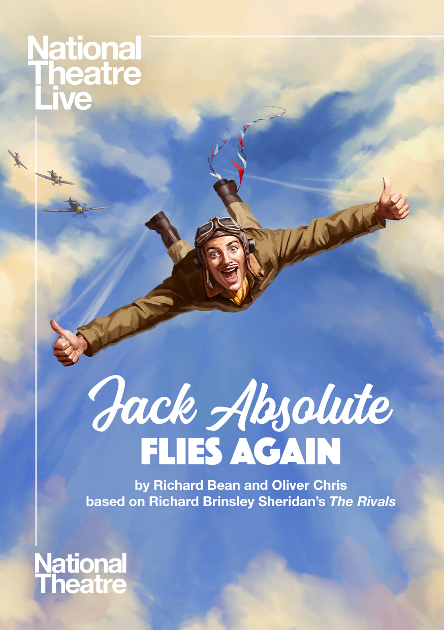 NT Live: Jack Absolute Flies Again @ Midsomer Norton Town Hall | Midsomer Norton | United Kingdom