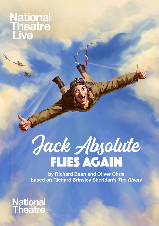 NT Live: Jack Absolute Flies Again @ Midsomer Norton Town Hall | Midsomer Norton | United Kingdom