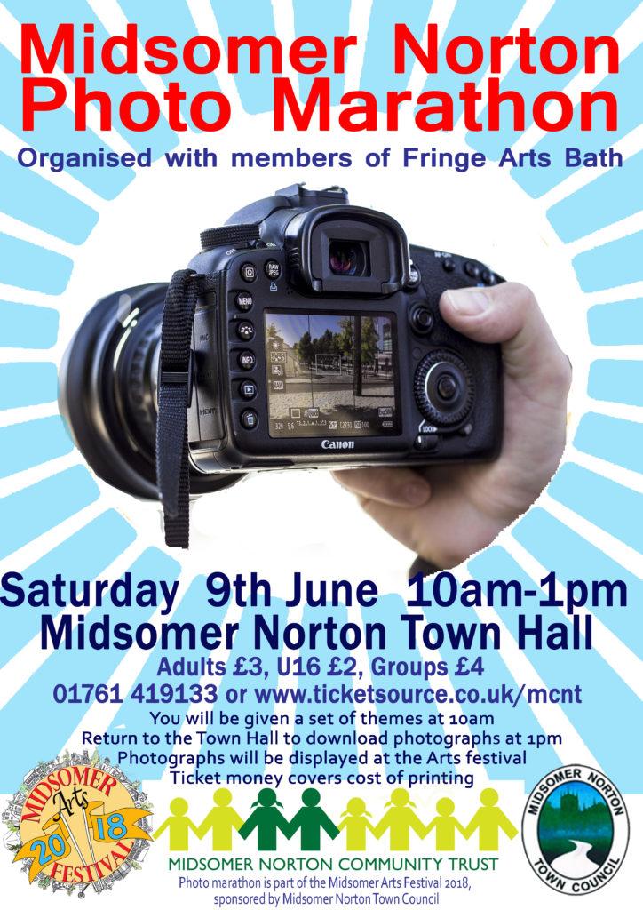 Photo Marathon @ Midsomer Norton Town Hall   Midsomer Norton   England   United Kingdom