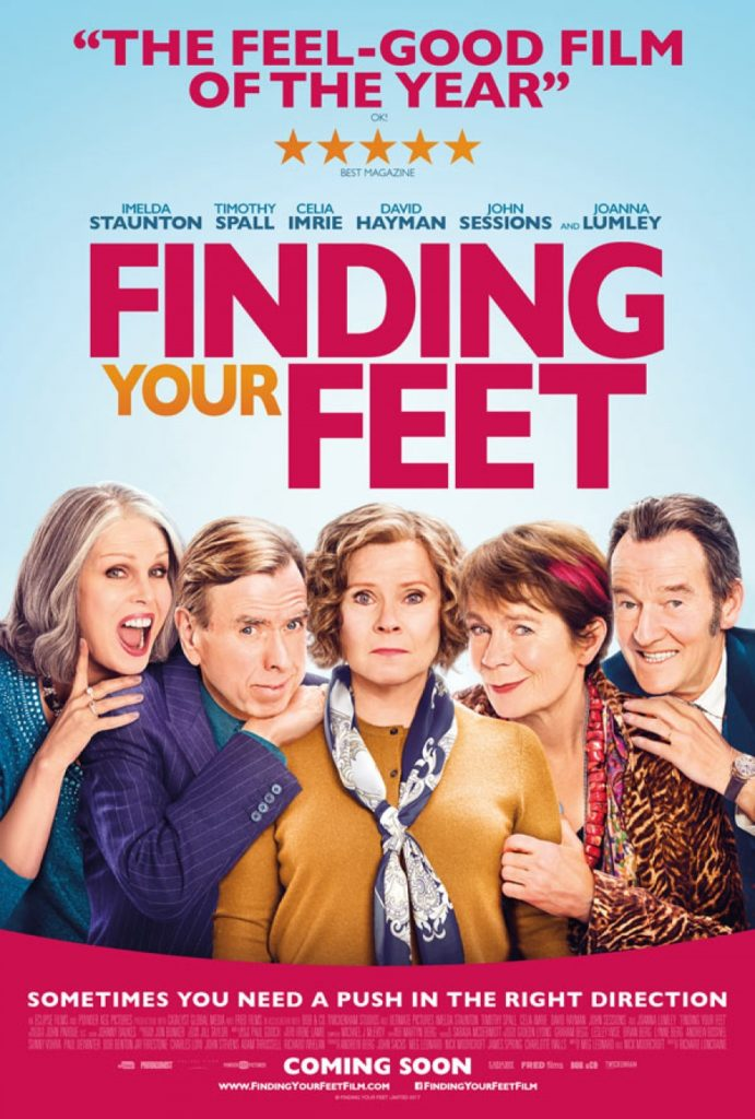 Cinema: Finding Your Feet @ Midsomer Norton Town Hall | Midsomer Norton | United Kingdom