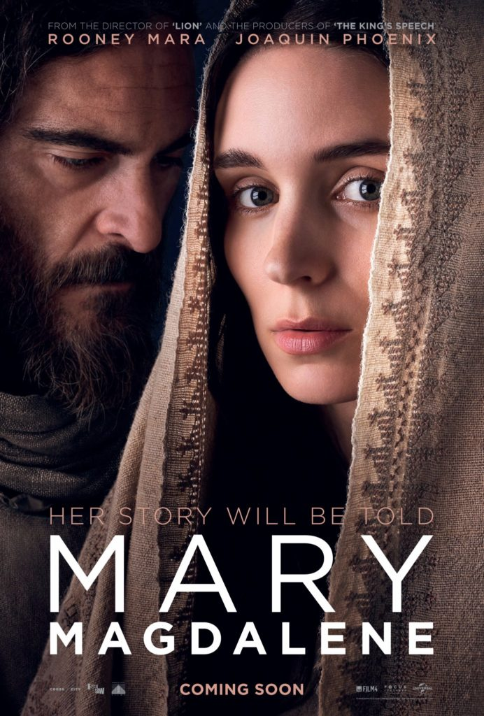 Cinema: Mary Magdalene @ Midsomer Norton Town Hall | Midsomer Norton | United Kingdom
