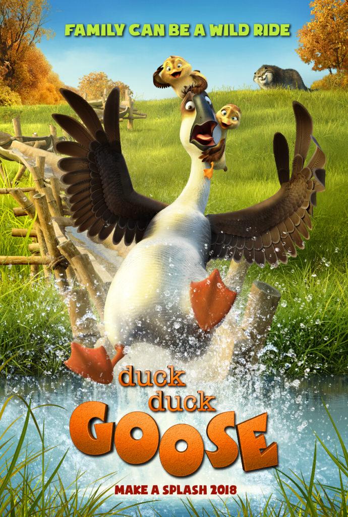 Cinema: Duck Duck Goose @ Midsomer Norton Town Hall | Midsomer Norton | United Kingdom