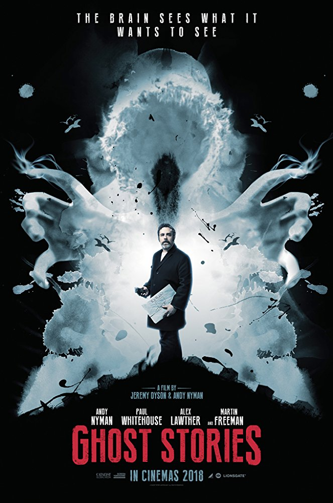 Cinema: Ghost Stories @ Midsomer Norton Town Hall | Midsomer Norton | United Kingdom