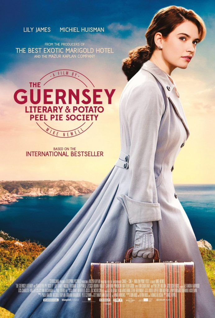 Cinema: The Guernsey Literary and Potato Peel Pie Society @ Midsomer Norton Town Hall | Midsomer Norton | United Kingdom