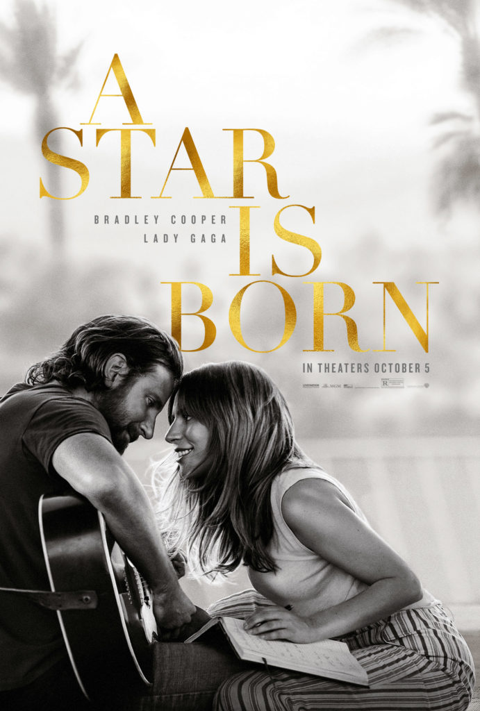 Cinema: A Star Is Born @ Midsomer Norton Town Hall | Midsomer Norton | United Kingdom