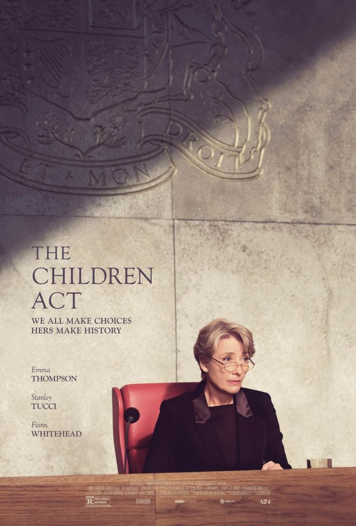 Cinema: The Children Act @ Midsomer Norton Town Hall | Midsomer Norton | United Kingdom
