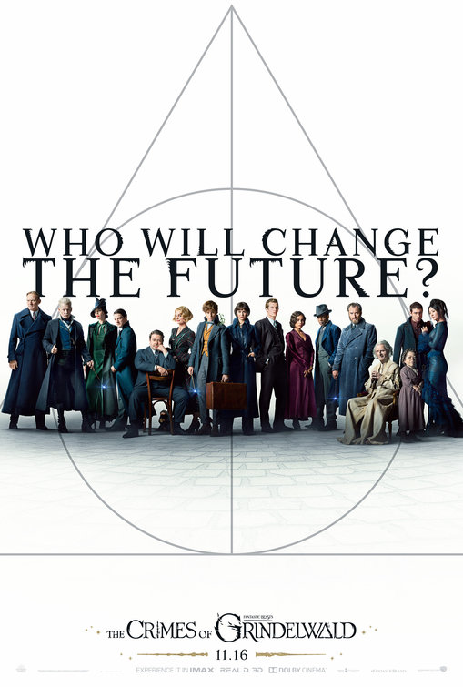 Cinema: Fantastic Beasts - The Crimes of Grindelwald @ Midsomer Norton Town Hall | Midsomer Norton | United Kingdom