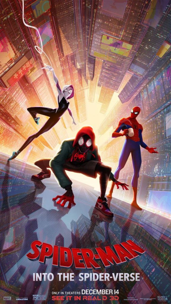 Cinema: Spider-Man - Into The Spider-Verse @ Midsomer Norton Town Hall | Midsomer Norton | United Kingdom