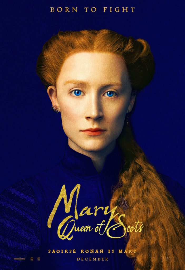 Cinema: Mary Queen of Scots @ Midsomer Norton Town Hall | Midsomer Norton | United Kingdom