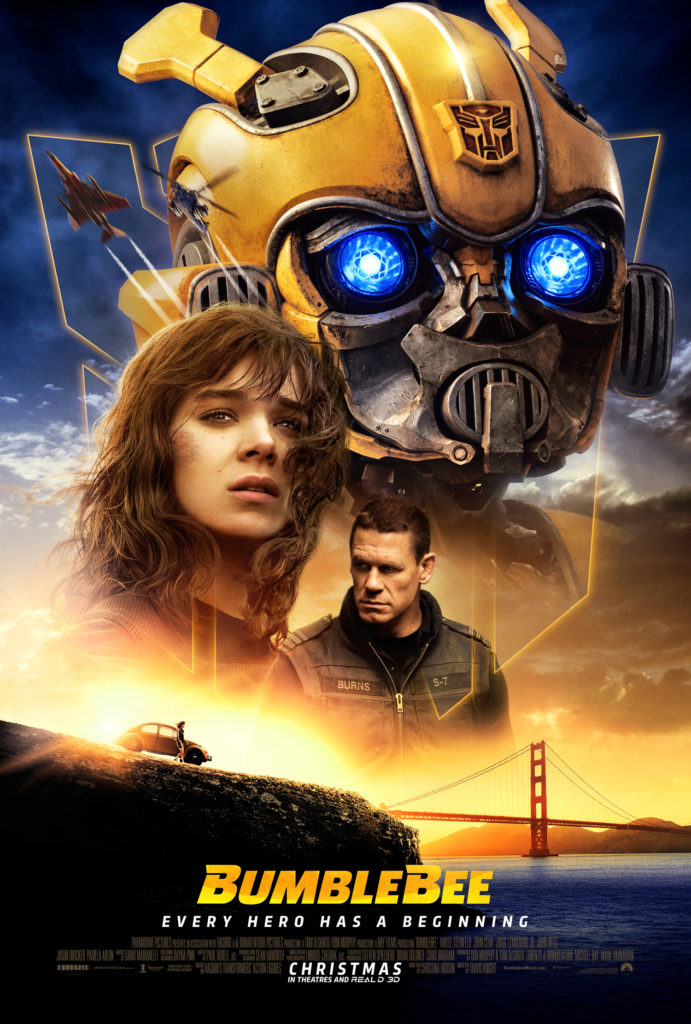 Cinema: Bumblebee @ Midsomer Norton Town Hall | Midsomer Norton | United Kingdom