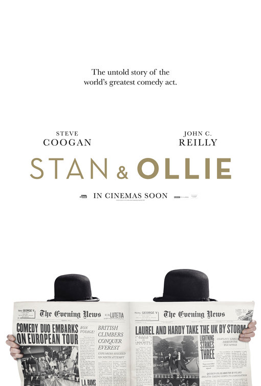 Cinema: Stan & Ollie @ Midsomer Norton Town Hall | Midsomer Norton | United Kingdom