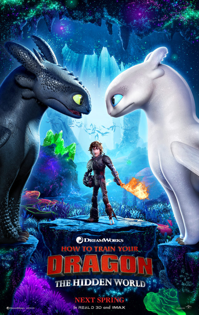 Cinema: How To Train Your Dragon - Hidden World @ Midsomer Norton Town Hall | Midsomer Norton | United Kingdom