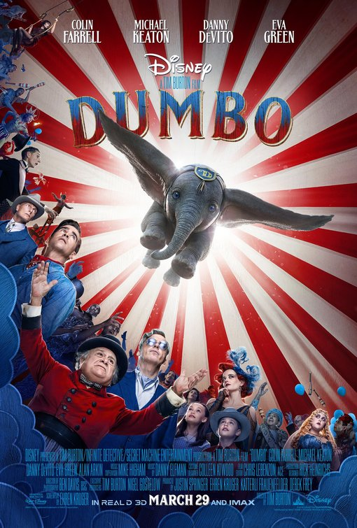 Cinema: Dumbo @ Midsomer Norton Town Hall | Midsomer Norton | United Kingdom
