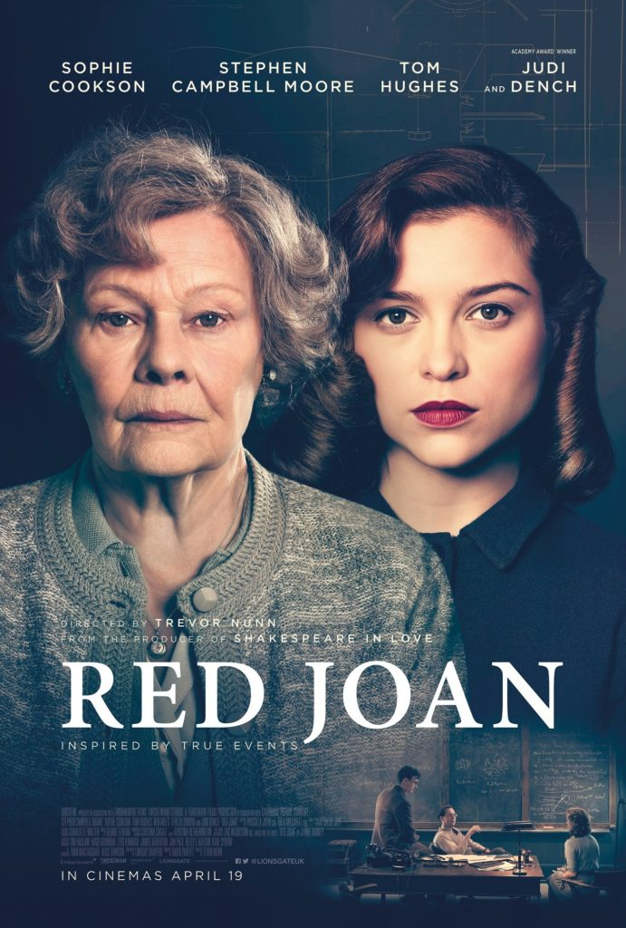 Cinema: Red Joan @ Midsomer Norton Town Hall | Midsomer Norton | United Kingdom