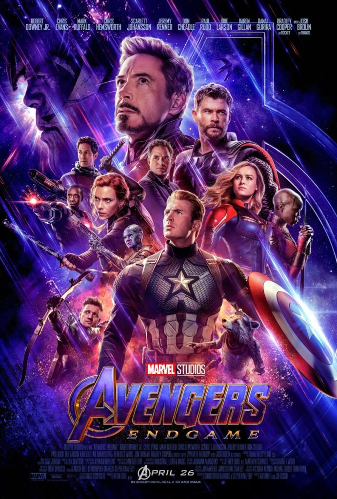 Cinema: Avengers - Endgame @ Midsomer Norton Town Hall | Midsomer Norton | United Kingdom
