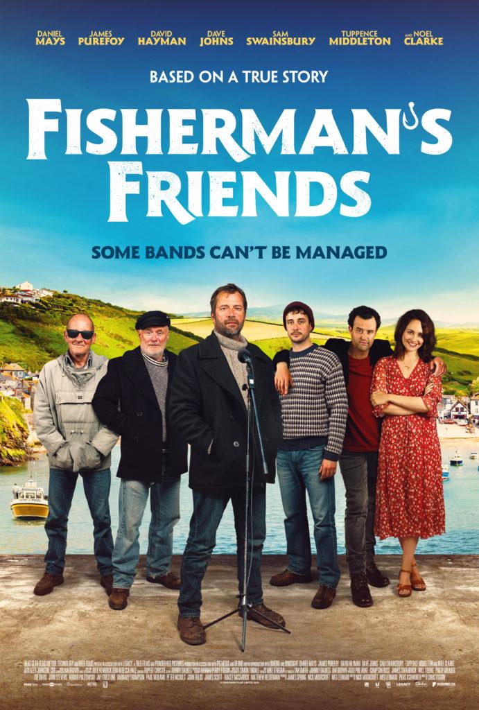 Cinema: Fisherman's Friends @ Midsomer Norton Town Hall | Midsomer Norton | United Kingdom