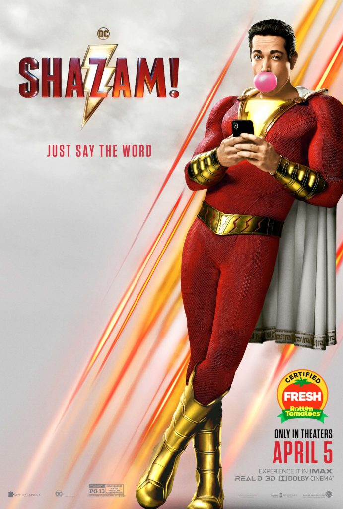 Cinema: Shazam! @ Midsomer Norton Town Hall | Midsomer Norton | United Kingdom