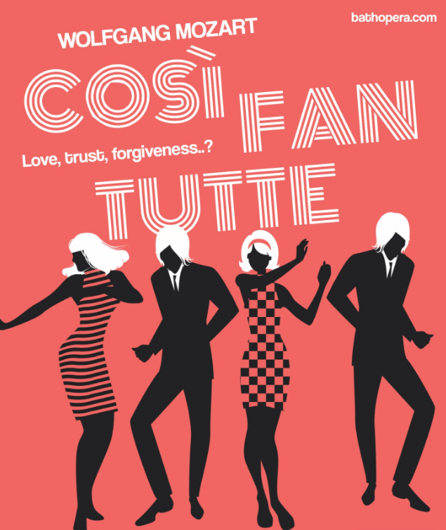 Bath Opera: Così fan Tutte @ Midsomer Norton Town Hall | Midsomer Norton | United Kingdom
