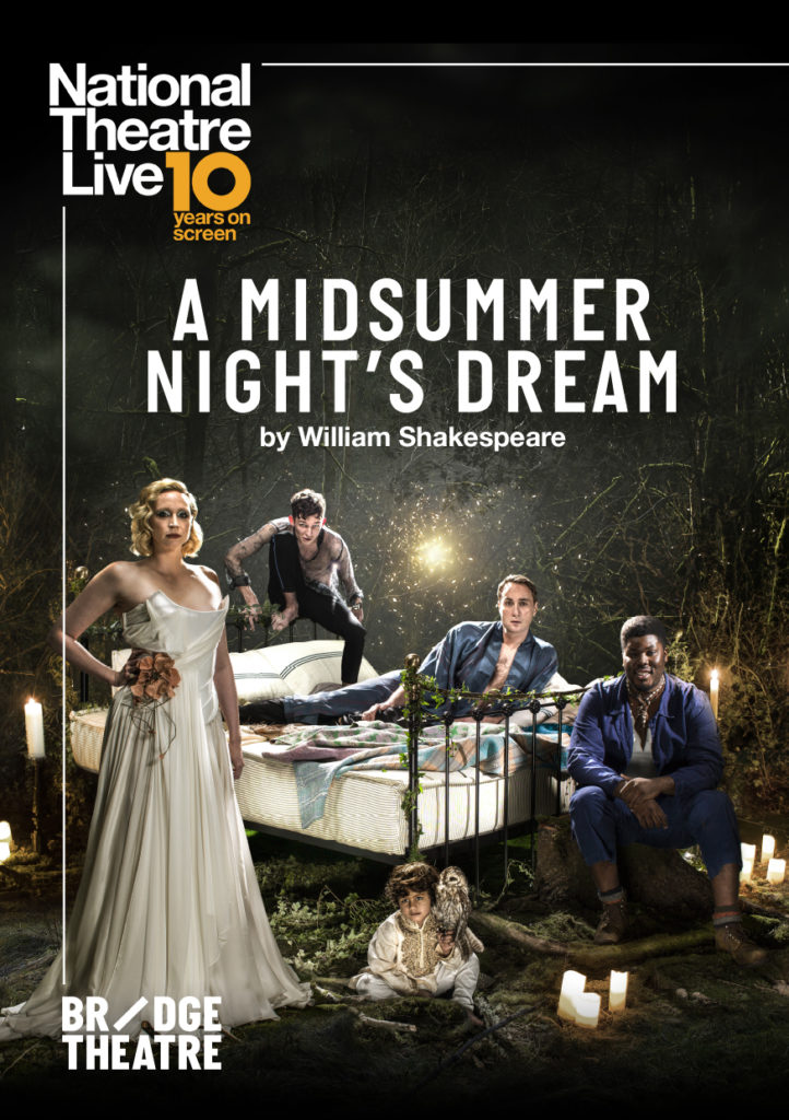 NT Live: A Midsummer Night's Dream @ Midsomer Norton Town Hall | Midsomer Norton | United Kingdom