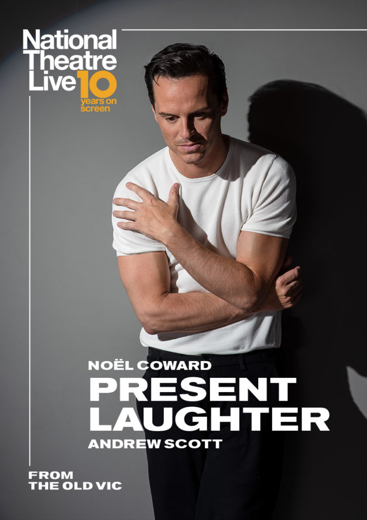 NT Live: Present Laughter @ Midsomer Norton Town Hall | Midsomer Norton | United Kingdom