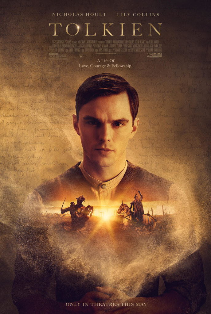 Cinema: Tolkien @ Midsomer Norton Town Hall   Midsomer Norton   United Kingdom