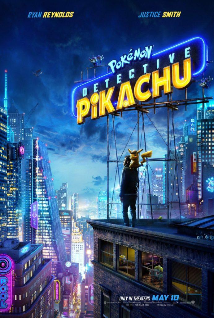 Cinema: Pokémon Detective Pikachu @ Midsomer Norton Town Hall   Midsomer Norton   United Kingdom
