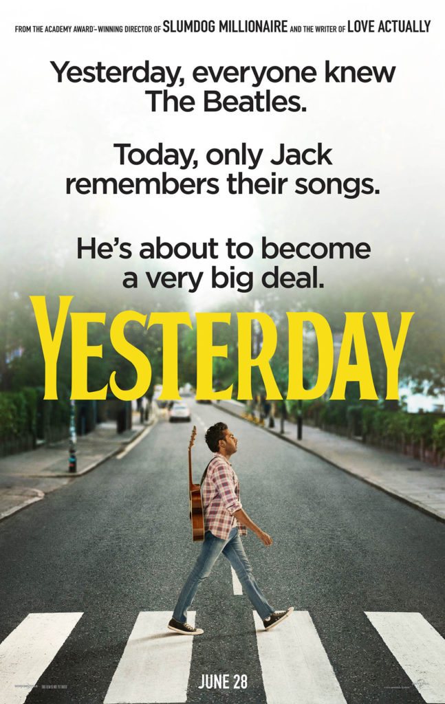 Cinema: Yesterday @ Midsomer Norton Town Hall | Midsomer Norton | United Kingdom