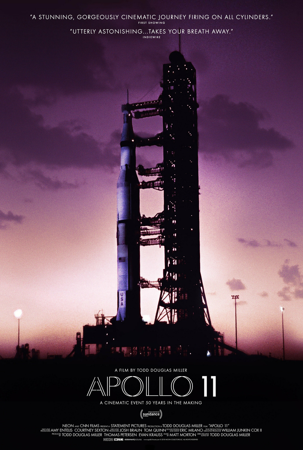 Cinema: Apollo 11 @ Midsomer Norton Town Hall | Midsomer Norton | United Kingdom