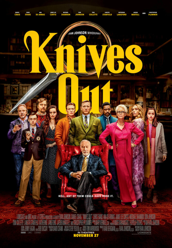 Cinema: Knives Out @ Midsomer Norton Town Hall | Midsomer Norton | United Kingdom
