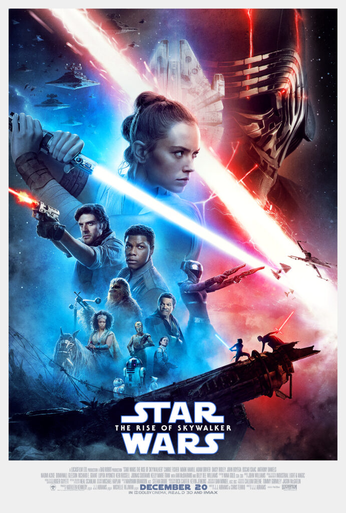 Cinema: Star Wars - The Rise of Skywalker @ Midsomer Norton Town Hall | Midsomer Norton | United Kingdom