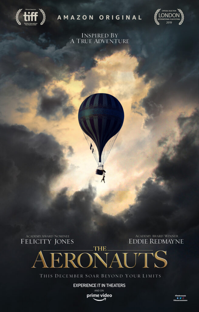Cinema: The Aeronauts @ Midsomer Norton Town Hall | Midsomer Norton | United Kingdom
