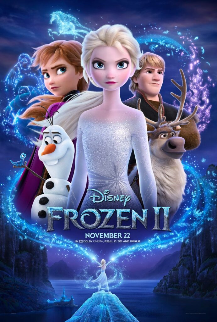 Cinema: Frozen 2 - Sing-along @ Midsomer Norton Town Hall | Midsomer Norton | United Kingdom