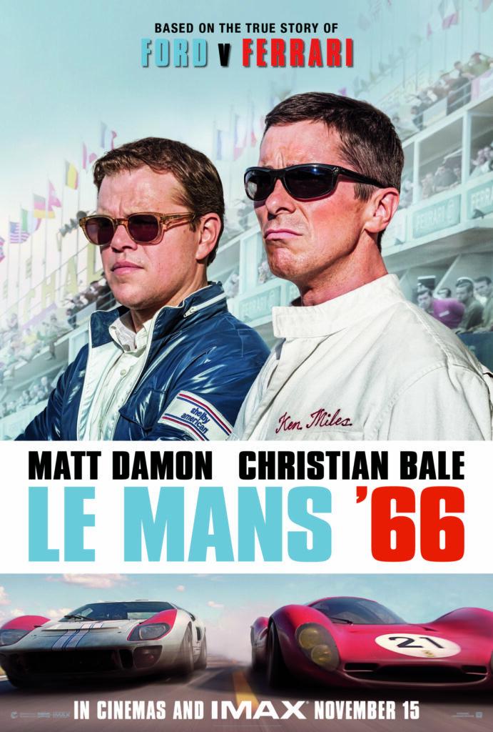 Cinema: Le Mans '66 @ Midsomer Norton Town Hall | Midsomer Norton | United Kingdom