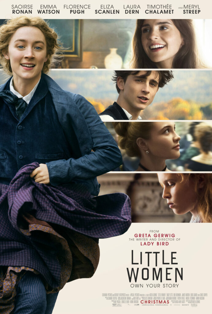 Cinema: Little Women - Postponed @ Midsomer Norton Town Hall | Midsomer Norton | United Kingdom
