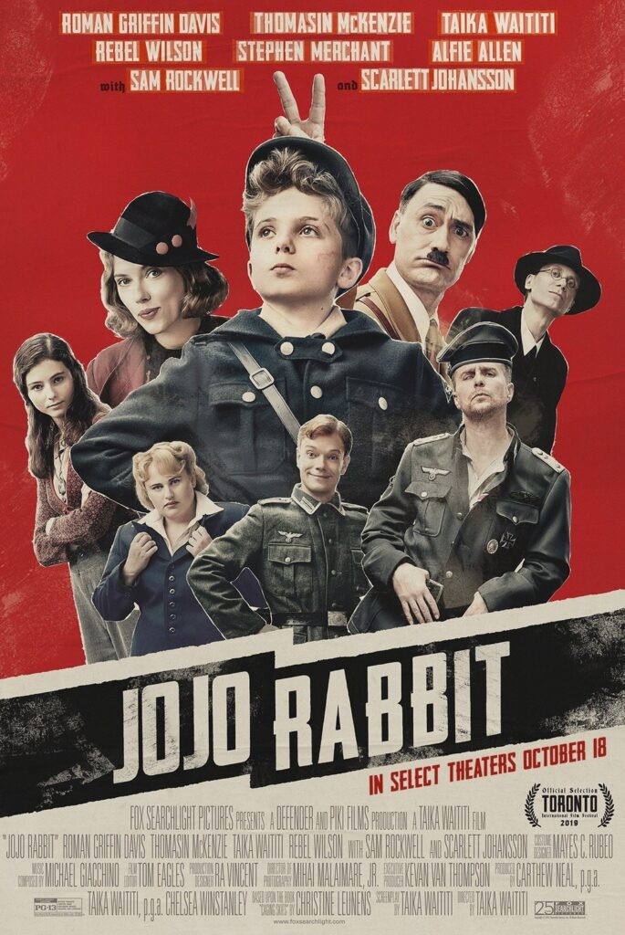 Cinema: Jojo Rabbit - Postponed @ Midsomer Norton Town Hall | Midsomer Norton | United Kingdom