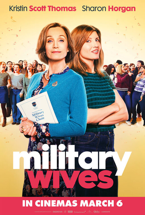 Cinema: Military Wives - Postponed @ Midsomer Norton Town Hall | Midsomer Norton | United Kingdom